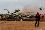 Helikopter MI-17 TNI AD jatuh di Kendal, DPR minta TNI intensifkan investigasi