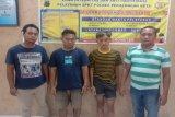 Polisi bekuk dua pelaku pembobol warung makan