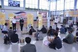 Jumlah penumpang di Lampung turun akibat pandemi COVID-19