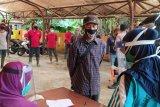Tiba dari Medan, 78 tenaga kerja PT MSL segera jalani tes cepat COVID-19