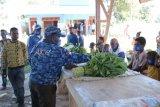 Partai Demokrat Papua berbagi kasih ringankan beban rakyat saat pandemi COVID-19
