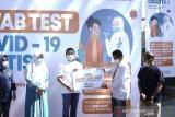 BNI kembali lanjutkan 2000 test swab gratis, kali ini di Bukittinggi