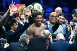 Anthony Joshua: demo itu