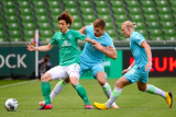 Tekuk Bremen, Wolfsburg kembali masuk zona Eropa