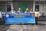 Koalisi Masyarakat COVID-19 OKU laporkan dugaan korupsi dana bansos