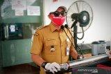 Bupati Kotim kecewa banyak pegawai pemerintah tidak pakai masker