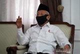 Wapres Maruf jelaskan pertimbangan pembatalan keberangkatan haji 2020