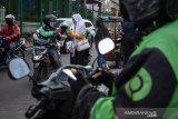 Ojol di Bekasi masih dilarang bawa penumpang