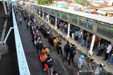 Calon penumpang KRL menumpuk, begini komentar Wakil Wali Kota Bogor
