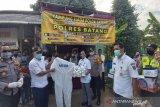 Batang bentuk 25 Kampung Tanggap Nusantara