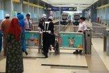 LRT Palembang sesuaikan jam operasional menghadapi 'new normal'
