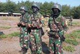 Taruna Akmil Magelang latihan menembak dengan mortir