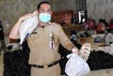 Wali Kota Lubuklinggau Prana Sohe uji swab pasca seorang pejabat positif COVID-19