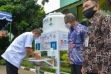 Pemkot Yogyakarta kembali terima bantuan alat cuci tangan portabel