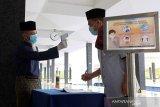 Rekor terendah penularan harian COVID-19 di Malaysia