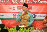 Ketua MPR sebut almarhum Taufik Kiemas layak jadi Bapak Empat Pilar MPR