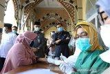 137 imam masjid Pekanbaru ikut tes cepat, satu reaktif