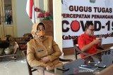 Gunung Kidul mendukung tes cepat massal di Pasar Argosari
