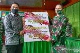 Pewarta ANTARA Biro Sulteng juara lomba karya jurnalistik TMMD ke-107