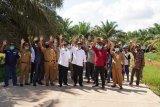 Jalan poros Sungai Dua-Prajen di Kabupaten Banyuasin resmi beroperasi
