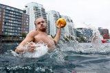 Penyelenggara Olimpiade Tokyo membatalkan uji coba polo air