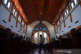 Aktivitas ibadah di Keuskupan Agung Kupang dimulai 1 Juli