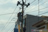 Dishub: Kabel lampu jalan 8.800 meter hilang dicuri
