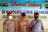 Jadi buronan sejak 2019, pencuri besi PT Semen Padang akhirnya dibekuk
