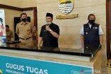 Tiga pasar ditutup di Bandung setelah empat orang positif COVID-19