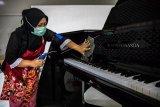 Produksi piano kualitas ekspor