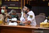 Pertemuan pimpinan MPR-Menhan bagian silaturahim kebangsaan