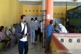 Dinkes Gunung Kidul gelar tes cepat COVID-19 pedagang Pasar Argosari