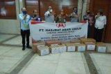 Bantuan Alkes Hasjrat Abadi Grup Ke Pemprov Papua