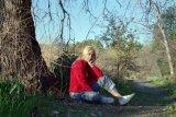 Andrea Turk menggandeng Dewa Budjana di lagu terbaru