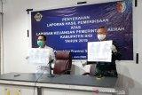 Pemkab Sigi  raih WTP pengelolaan keuangan-aset daerah dari BPK