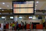 Penumpang angkutan udara di Sulawesi Utara  turun 82,60 Persen