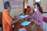 Bansos tunai untuk 1.407 warga Leksono Wonosobo mulai dicairkan