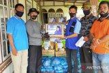 Politisi Demokrat salurkan paket sembako kepada warga Kabupaten Limapuluh Kota