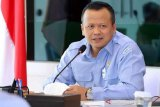 Menteri Kelautan dan Perikanan Edhy Prabowo ungkap keuntungan dalam berbisnis udang