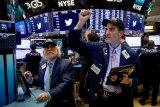 Saham Wall Street turun tajam, tertekan peningkatan kasus COVID-19