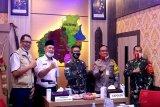 Polri-TNI di wilayah Kalteng terus bersinergi tingkatkan keamanan daerah