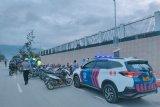 49 Sepeda motor terjaring razia saat PSDD COVID-19 di Wamena