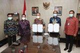 Pemerintah Kota Makassar kembali raih WTP