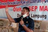 Anggota DPRD Lampung Asep Makmur perjuangkan kapal nelayan bisa dijaminkan di bank