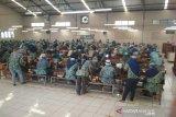 Ribuan pekerja di Kudus kembali dipekerjakan