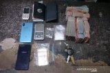 Polisi amankan uang Rp85 juta dan 30 gram sabu