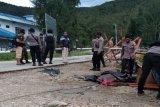 Kapolda memastikan tidak ada korban tertembak di Paniai