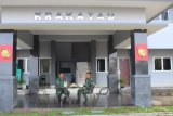 Danlanal Lampung kunjungi markas Puslatpurmar 8 Teluk Ratai