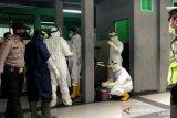Sempat dievakuasi sesuai protap COVID-19, PNS tewas di Pekanbaru dimakamkan keluarga