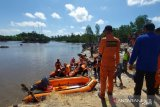 Seorang penambang timah hilang tenggelam